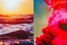 """Color /  """"What keeps my heart awake is colorful silence."""" ~ Claude Monet"""