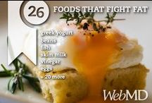 Dieting / Summaries, guides, slideshows of popular diets.  / by WebMD