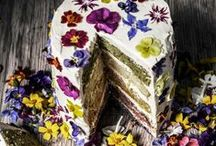 Eat - Cake decorating / Looking for the perfect way to pretty up your cake?