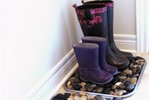 Mud room / by Madison West