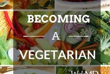 Vegetarian Recipes / by WebMD