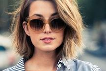 Hairstyles / Haircuts and styles for short hair