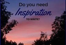 Writing Tips / #Blogging about #writing. Blog posts about writing.