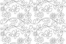 All Quilting Designs / All Quilting Longarm Designs / by Vickey Hughes