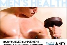 Men's Health / The health topics and issues men care about.