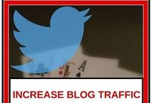 Twitter Traffic Tips / How to increase #blog traffic with #Twitter articles from my blog MostlyBlogging.com