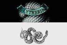 {cunning folk} / slytherin aesthetics