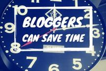 Productivity Tips for Bloggers / Articles from www.MostlyBlogging.com explaining how #bloggers can be more productive.