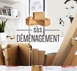 Moving Tips/ Déménager / what to think about when you think about moving