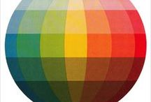 Colour Theory / colour theory infographics