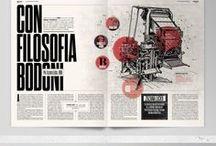 Editorial design / great editorial design, advice, ideas