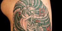 Japanese Tattoos / Ink Master Season 2 Episode 9