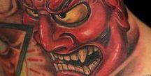 Asian Themed Tattoos / Ink Master Season 3 Episode 6