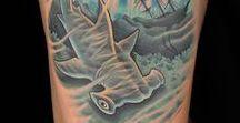 Aquatic Tattoos / Ink Master Season 4 Episode 4