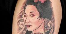 Geisha Tattoos / Ink Master Season 5 Episode 4