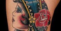 American Traditional Tattoos (Ink Master Season 5) / Ink Master Season 5 Episode 7