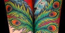 Interlocking Forearm Tattoos / Ink Master Season 5 Episode 9