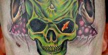 Head Tattoos (Ink Master Season 5) / Ink Master Season 5 Episode 12