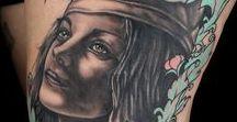 Portrait Tattoos (Ink Master Season 5) / Ink Master Season 5 Episode 13