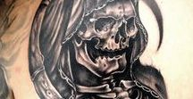 Grim Reaper Tattoos / Ink Master Season 5 Episode 14