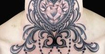 Victorian Throat Tattoos / Ink Master Season 6 Episode 12