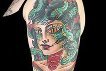 Medusa Tattoos / Season 8 Episode  2
