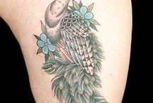 Peacock Tattoos / Ink Master Season 8 Episode 3