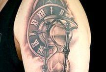 Hourglass Tattoos / Ink Master Season 8 Episode 10
