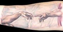Famous Paintings Tattoos (Ink Master Season 9) / Ink Master Season 9 Episode 8