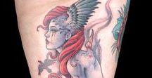 Canvas' Choice Tattoos - Part 2 (Ink Master Season 9) / Ink Master Season 9 Episode 13