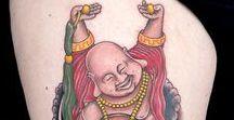 Asian Deity Tattoos / Ink Master Season 9 Episode 14