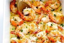 Seafood / Delicious seafood recipes