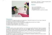 DIY Tutos / Patrons / Gabarits / Do it yourself - tuto - tutorials - patrons Blog : www.mimousk.blogspot.fr