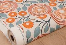 Fabric / Tissu / Jolis tissus / Cute fabrics Blog : www.mimousk.blogspot.fr