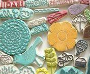 DIY Stamps/ Linogravure / Tampons / Tampons gravés / Impressions / Linogravure. Handcarved stamps / Lino /stencil Blog : www.mimousk.blogspot.fr