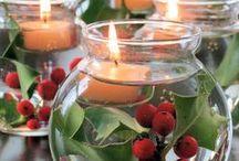 Christmas / Noël / Navidad / Le plein d'idées pour Noël ! Ideas for Xmas time. Navidad. Blog : www.mimousk.blogspot.fr