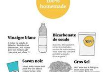 Tricks / Astuces / Trucs et astuces pour se simplifier la vie à la maison : rangement, ménage, trucs de grand-mères, etc ... / Tricks for home