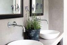 Salle de bain / Bathroom inspiration / Idées déco pour salle de bain / douche - Ideas for nice bathrooms