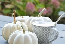 herbstdeko // decoration in autumn