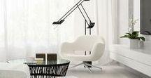 Wohnlich puristisch / PURismus - Maximal minimalistisch Wohnen und Einrichten