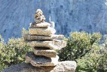 A Balanced Life / Balancing work and life.