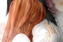 Manga-Anime-Havfrue/andet