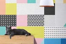 Statement Wallpapers / With wall paper coming back with bang we have compiled a collection of some of the most superb and outstanding wall papers sure to make you go wow.