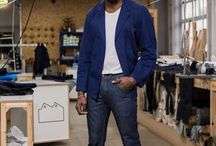 Men's Raw Organic Denim Jeans | Blackhorse Lane Ateliers / Our collection of premium raw organic denim jeans. Made in London, England with a focus on community, sustainability and unmatched quality.