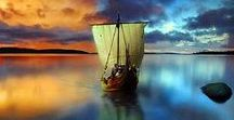 Viking Myndir Galleri / A gallery of art by, for, and about Vikings and the Nordic Peoples.