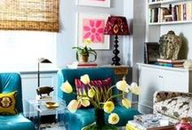 what a gorgeous living room / by Naomi Watterson