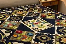Quilts / by Mary Puskar