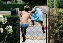 Rustic Free Range Kids / by Renovating Italy
