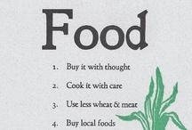 Food / by Rachel Peters