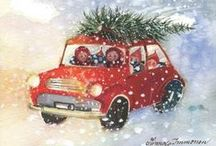 Christmas/New Year / by Cindy Hunter